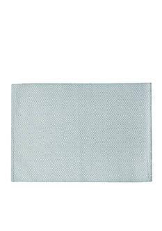 C&F Diamond Sea Glass Placemat