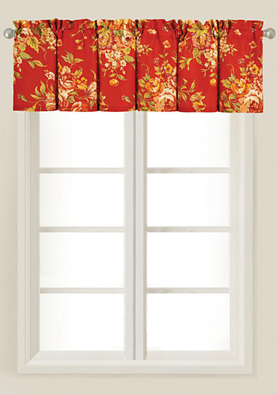 C&F Rossa Valance - Online Only<br>