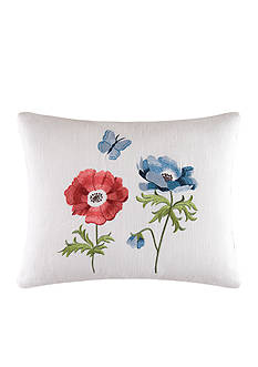 C&F Anemone Throw Pillow
