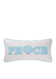 C&F Peace Coastal Decorative Pillow