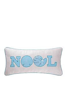 C&F Noel Coastal Decorative Pillow