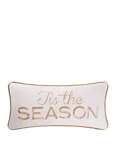 C&F Tis the Season Throw Pillow