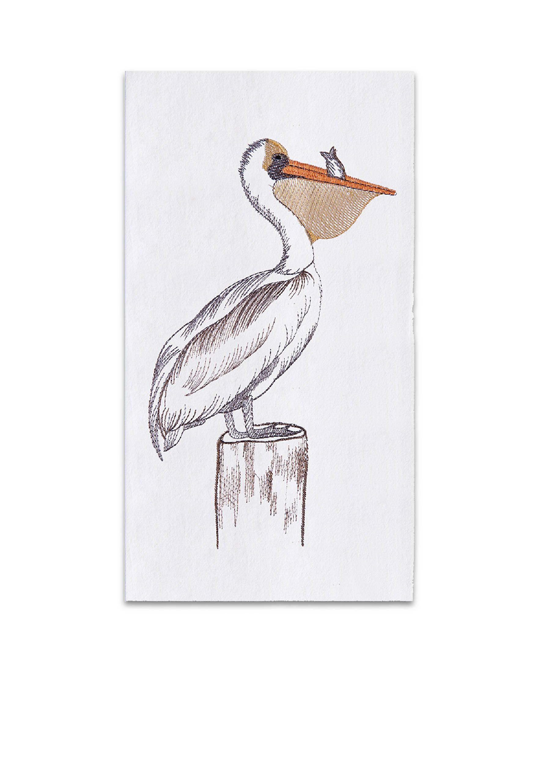C&F Pelican Kitchen Towel | belk