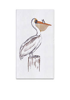 C&F Pelican Kitchen Towel