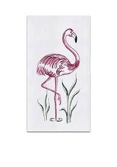 C&F Flamingo Kitchen Towel