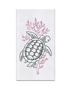 C&F Sea Turtle Kitchen Towel