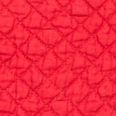 Table Linens and Placemats: Red C&F SAGE PM QLT SCALLOP