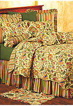 Vivienne Multi Queen Bedskirt 60-in. x 80-in. + 18-in. drop