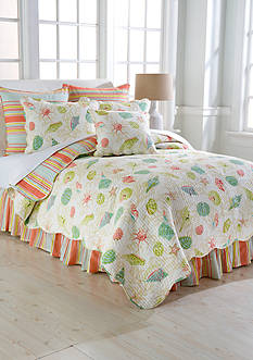 C&F Clearwater King Quilt 108-in. X 92-in.