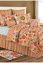 Isabo Multicolored King Quilt 108-in. x 92-in.