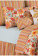 Isabo Multicolored Standard Sham 20-in. x 26-in.