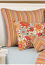 Isabo Multicolored Euro Sham 26-in. x 26-in.