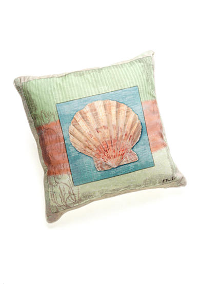 C&F Montego Scallop Pillow 18-in.