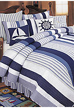 Nantucket Dreams Euro Sham 26-in.
