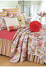 Kenzie Multicolored Full/Queen Quilt 90-in. x 92-in.