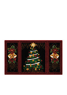 Nourison Christmas Tree Accent Rug