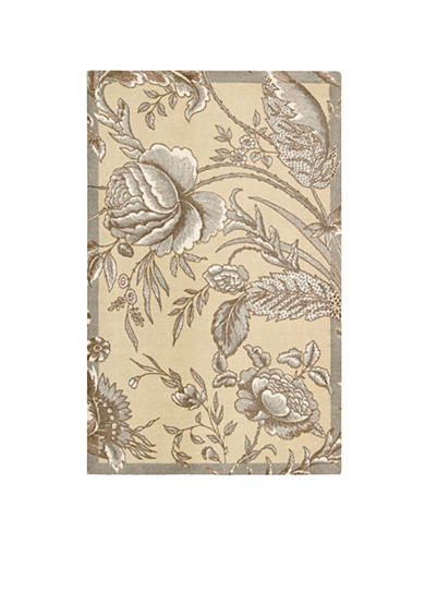 Waverly® Artisanal Delight Fanciful Ironstone Area Rugs - Online Only