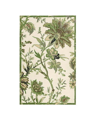 Waverly® Artisanal Delight Felicite Leaf Area Rugs - Online Only