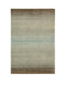 Nourison Contour Nature Area Rug - Online Only