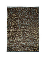 "Expressions Vines Multicolor Area Rug 2'9"" x 2'"