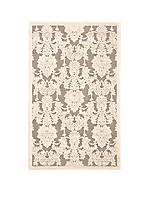 "Graphic Illusions Nickle Area Rug 7'6"" x 2'3"""