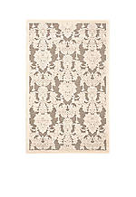 "Graphic Illusions Nickle Area Rug 5'6"" x 3'6"""