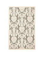 "Graphic Illusions Nickle Area Rug 7'5"" x 5'3"""