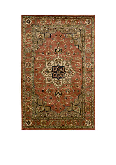 Nourison Jaipur Geometric Brick Area Rug - Online Only