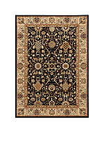 "Lumiere Stateroom Onyx Area Rug 2'3"" x 8'"
