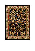 "Lumiere Stateroom Onyx Area Rug 7'9"" x 10'10"""