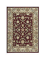 "Antiquities Garnet Area Rug 3'9"" x 5'9"""