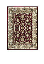 "Antiquities Garnet Area Rug 7'10"" x 10'10"""