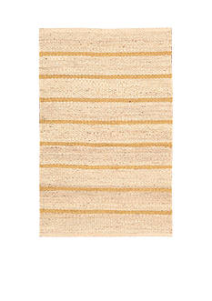 Kathy Ireland by Nourison KIJ01 PARA WHEAT 2X8