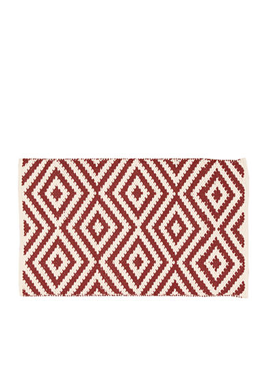Nourison Mesa Diamond Accent Rug - Online Only