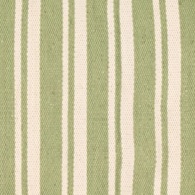 Nourison More For The Home: Green Nourison Mesa Stripe Accent Rug - Online Only