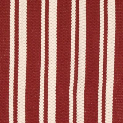 Nourison More For The Home: Red Nourison Mesa Stripe Accent Rug - Online Only