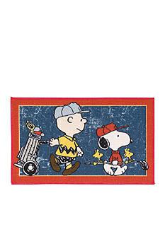 Nourison Peanuts™ Golf Rug