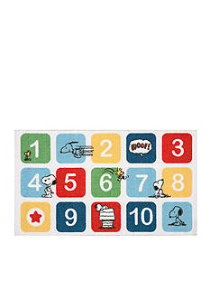 Nourison Peanuts Kids Fun Multicolor Rug