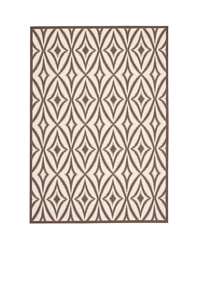 Waverly® Sun n' Shade Indoor/Outdoor Centro Flint Area Rugs - Online Only