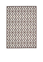 "Centro Flint Area Rug Collection 5'3"" x 7'5"""
