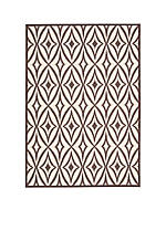 "Centro Flint Area Rug Collection 7'9"" x 10'10"""