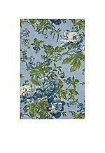 "Artisanal Delight Forever Yours Sky Area Rug 2'6"" x 4'"