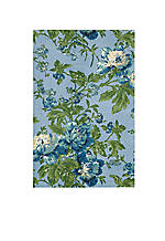 Artisanal Delight Forever Yours Sky Area Rug 5' x 7'