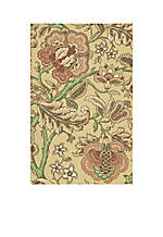 "Global Awakening Imperial Dress Antique Area Rug 2'6"" x 4'"