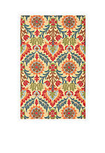 "Global Awakening Santa Maria Spice Area Rug 2'6"" x 4'"