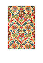 Global Awakening Santa Maria Spice Area Rug 5' x 7'