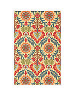 Global Awakening Santa Maria Spice Area Rug 8' x 10'