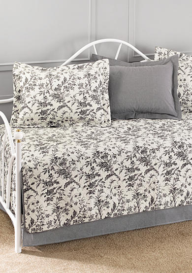 Laura Ashley Amberley 5-Piece Daybed Set - Online Only