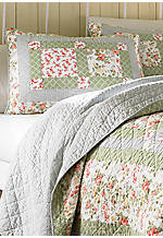Abbot Multicolored King Sham 20-in. x 36-in.