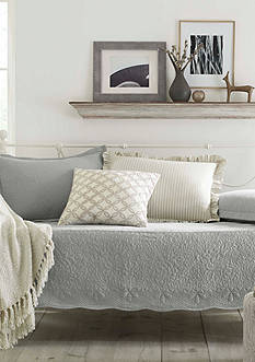 Stone Cottage Trellis Gray Daybed Set